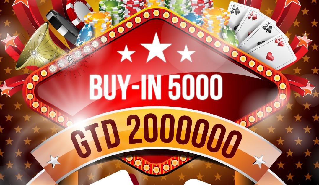 Турнир 2.000.000 Гарантия